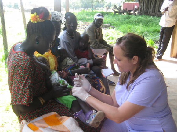 Midwife Opportunity in Mozambique